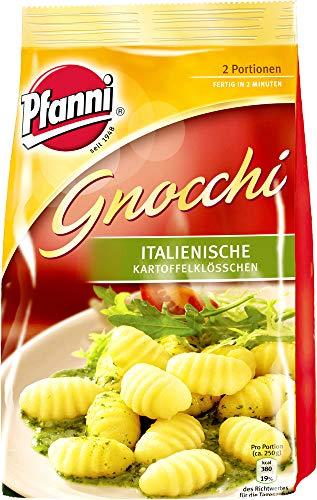 Pfanni Gnocchi Italienische Kartoffelklößchen 2 Portionen (1 x 500g)