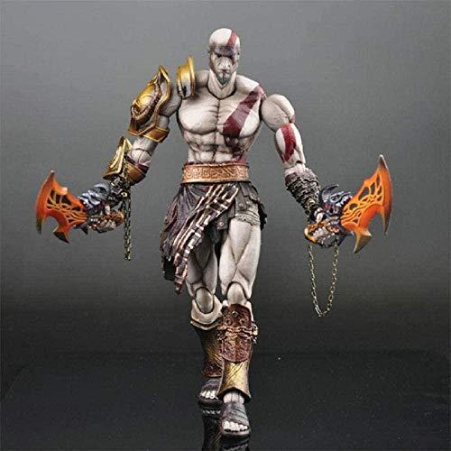 Modelo de Anime Juego de Estatua Dios de la Guerra Personaje 3...