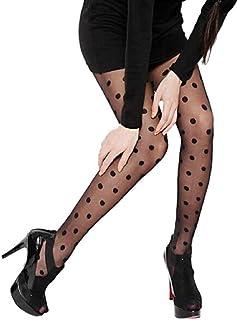Medias Sin Costuras Medias Semi Transparentes Reductoras De Talle Alto Panty Con Compresion Media Opacas Microfibra sin Dibujos Ropa Mujer Medias de Compresión Ligera Mujer