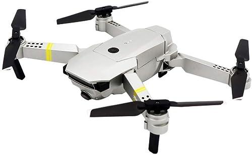 Fcostume RC Drohne, Faltbare Weißinkel 120 ° 720 P Kamera WifürC Quadcopter H  Halten Selfie Brummen (B)