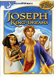 Joseph - King of Dreams DVD