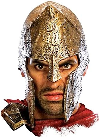 Rubie's Costume Co Spartan Helmet High Max 73% OFF quality Deluxe.