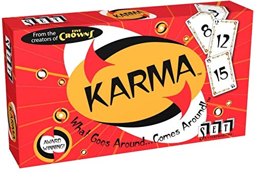 Set Enterprises Inc Karma Card Game