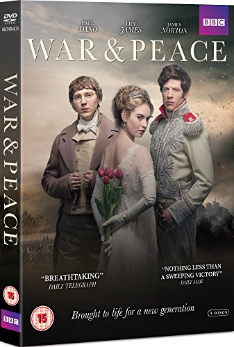 War and Peace [DVD] [2016] [2015]