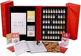 Jean Lenoir 8051418560077 Le Nez du Vin - Caja con 54 Aromas de Vino para educar el olfato