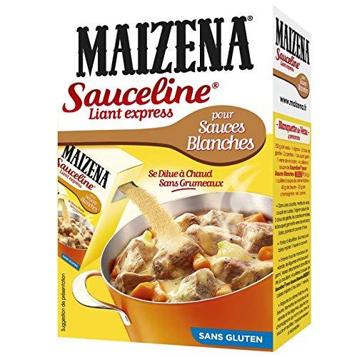 Maizena - Sauceline Blanca 250G - Lot De 4 - Precio Por Lote - Entrega Rápida
