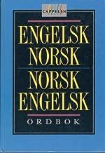 Cappelens engelsk-norsk og norsk-engelsk ordbok (Cappelen fakta) (Norwegian Edition)