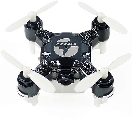salida de fábrica KAIFH Drone Cámara HD De 720P Mini Dron Quadcopter. Quadcopter. Quadcopter. Antena Portátil. Avión Portátil. Modo Sin Cabeza. Botón De Retorno. Interruptor De Un Toque. negro rojo,1  las mejores marcas venden barato