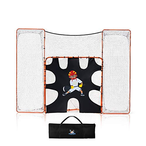 Lacrosse Scoop 3 in 1 Lacrosse Goal with Backstop and Target