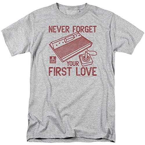 Men's Atari VCS/2600 Never Forget Your First Love T-Shirt