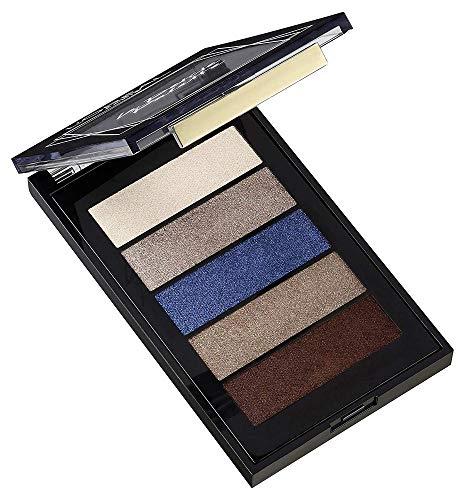 L'Oréal Paris Palette Ombretti La Petite Palette Stylist 4 Colori e Illuminante per un Look Occhi Smoky-Eye