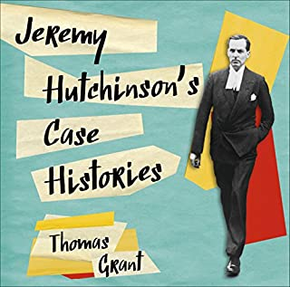 Jeremy Hutchinson's Case Histories cover art