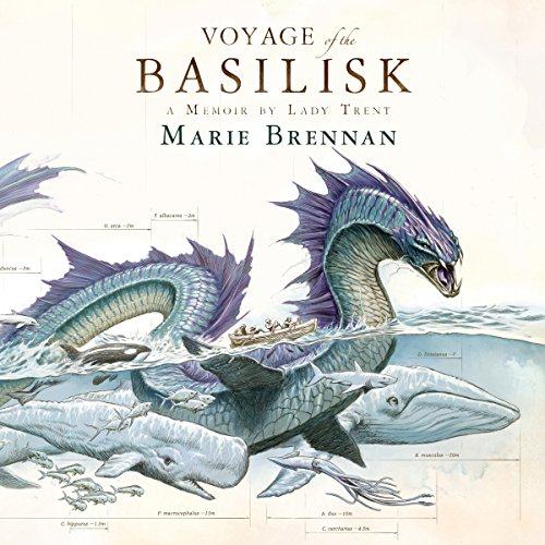 The Voyage of the Basilisk     A Memoir by Lady Trent              By:                                                                                                                                 Marie Brennan                               Narrated by:                                                                                                                                 Kate Reading Narrator                      Length: 11 hrs and 45 mins     475 ratings     Overall 4.7