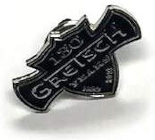GRETSCH グレッチ - 130th Gretsch Anniversaryメタルピンバッジ/バッジ 【公式/オフィシャル】