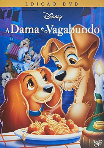 DAMA VAGABUNDO DISNEY DVD
