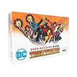 Cyrptozoic Entertainment DC Deck-Building Game: Teen Titans
