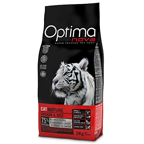 Optima Nova Gato Mature 8 Kg