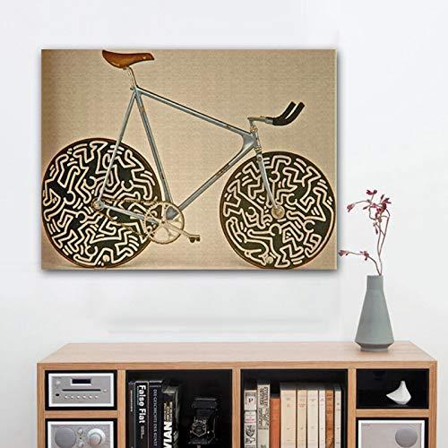ikea fiets foto
