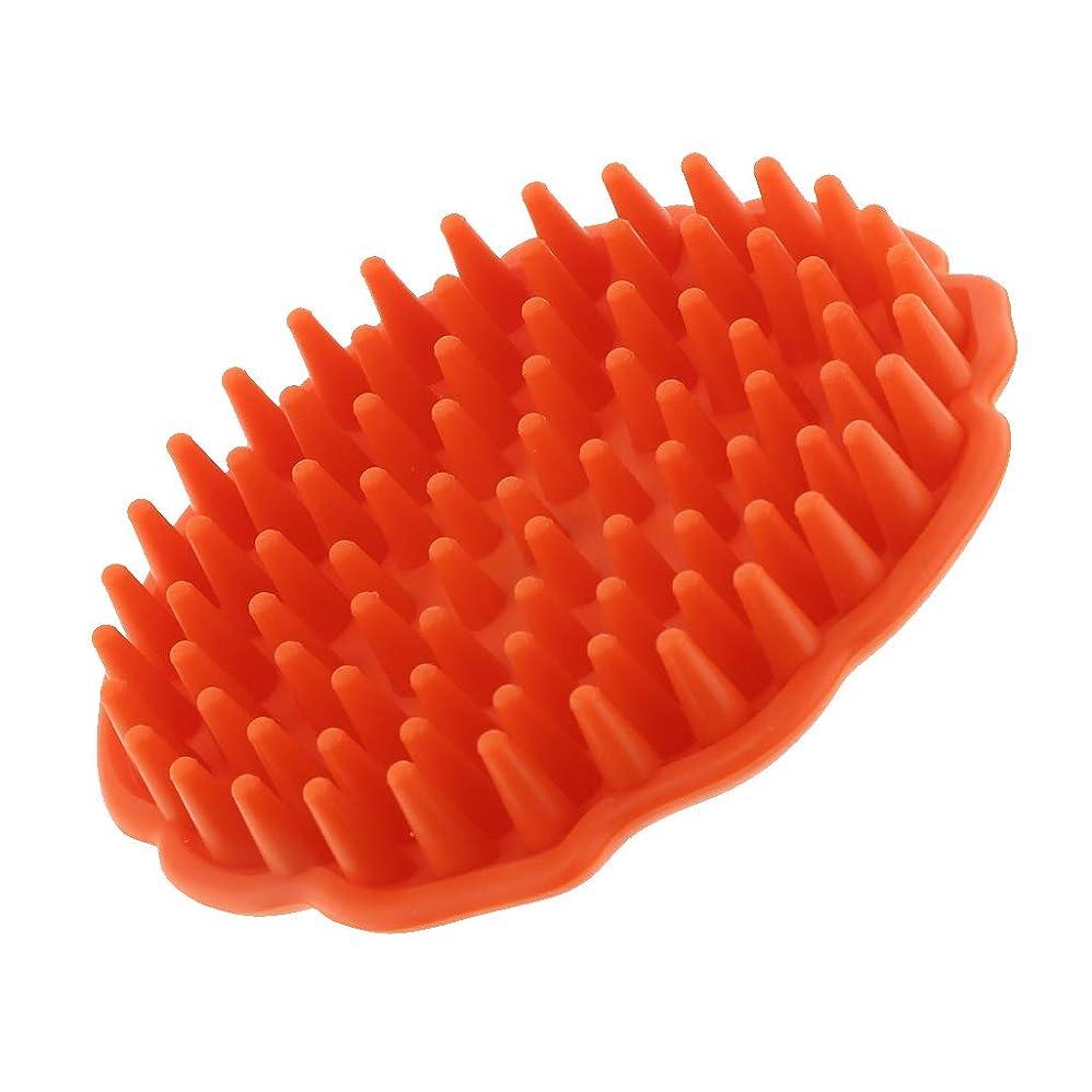 ほとんどない鼓舞する交換IPOTCH シャンプーブラシ 頭皮マッサージブラシ シリコン マッサージャー お風呂 シャワー