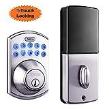 Best Door Deadbolt Locks - Deadbolt Door Lock, Tacklife EKPL1A Electronic Keypad Deadbolt Review