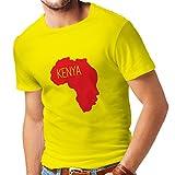Camisetas Hombre Salvar Kenia - Camisa política, Refranes d
