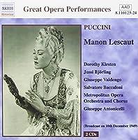 Puccini: Manon Lescaut (2006-08-01)