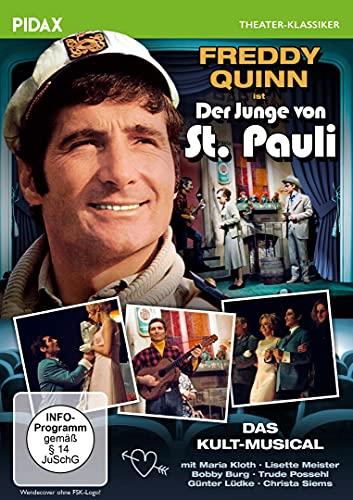 Der Junge von St. Pauli / Kult-Musical mit Freddy Quinn (Pidax Theater-Klassiker)