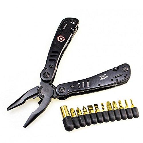 Ganzo Multi Tool G302-В Taschenmesser, Mehrfarbig, One Size