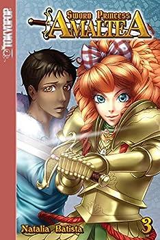 Sword Princess Amaltea Volume 3 manga  English   Sword Princess Amaltea manga