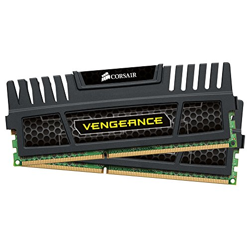 Memoria CORSAIR DDR3 8GB PC1600 C9 Ven Kit 2 2X4GB Vengeance