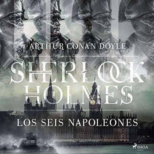 Los seis Napoleones cover art