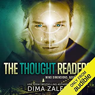 The Thought Readers cover art