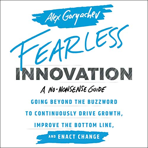 Fearless Innovation cover art