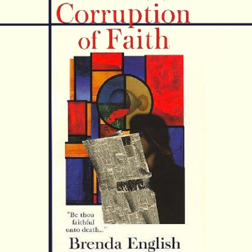Corruption of Faith audiobook cover art