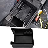 Armrest Secondary Pallet Center Contained Storage Box For VOLVO XC60 2009-2015 Black