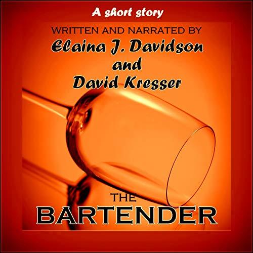 The Bartender audiobook cover art