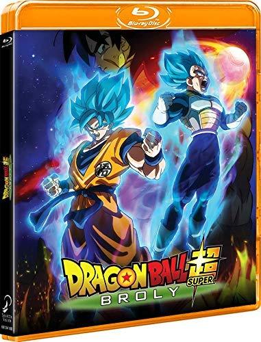 Dragon Ball Super Broly Blu-Ray [Blu-ray...