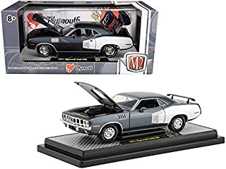 M2 Machines Limited Edition GOLD CHASE Piece 1965 Shelby G.T 350R Satin Gold Body w//Gloss Black Stripe 1:64 Scale Die-Cast Vehicle /& Auto-Lift Set 2017 Model Kit 1 of only 750 Castline Release 13