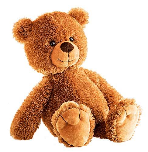 Schaffer Knuddel mich! 5400 Plüsch Teddybär Tom, 19 cm, braun