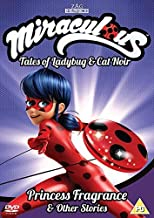 Miraculous: Tales of Ladybug and Cat Noir - Princess Fragrance & Other Stories Vol 3 OFFICIAL UK RELEASE