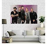 ZOEOPR Plakat Backstreet Boys Plakat American Pop Music