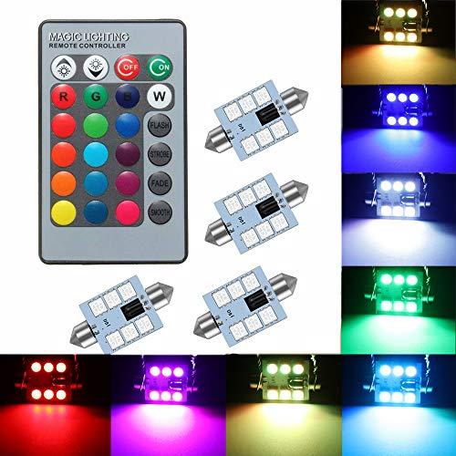 578 LED Bulb 41mm 42mm 212-2 211-2 578 Festoon LED...