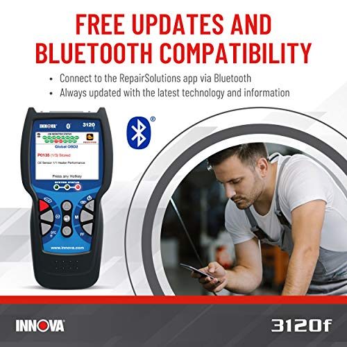 INNOVA 3120f Code Scanner - OBD2/ABS...