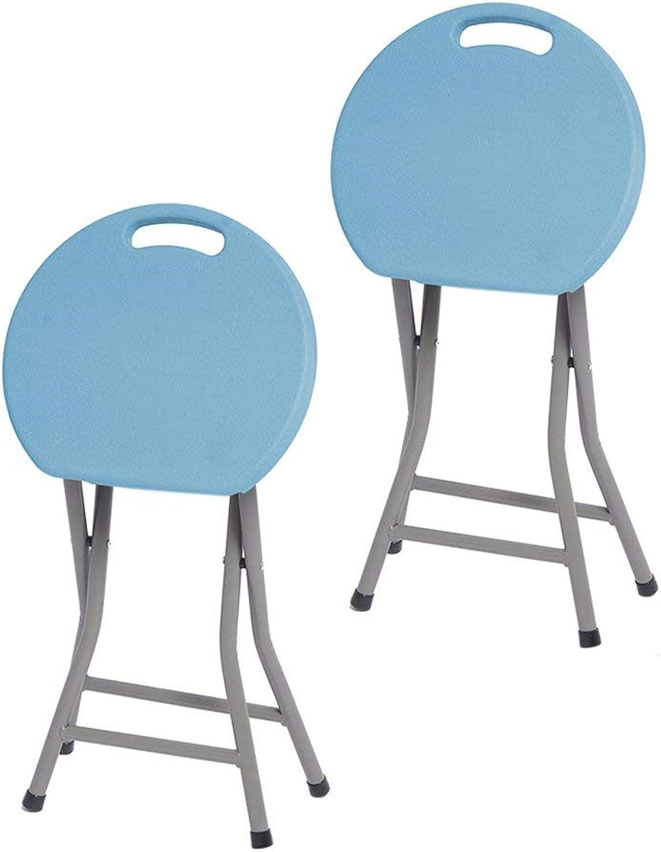 YUHUS HOME Folding Folding Folding chair household stool folding