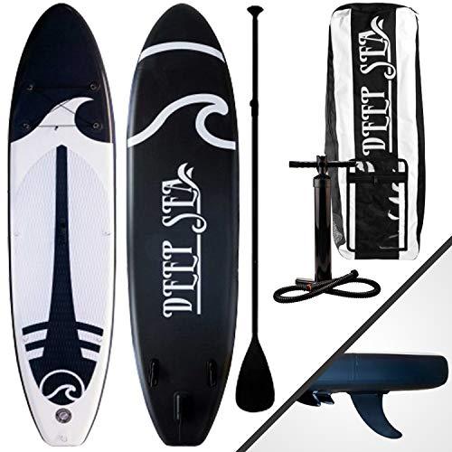Deep Sea SUP - Tabla de surf (XXL, 330 cm)