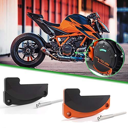 XX eCommerce Moto destra statore copertura protettiva caso cursore bewachen Protettore per K-T-M 1290 S-u-p-e-r D-u-k-e R GT RC8