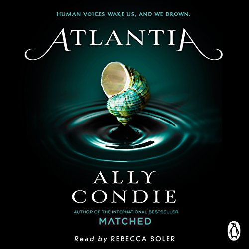 Atlantia (Book 1) audiobook cover art