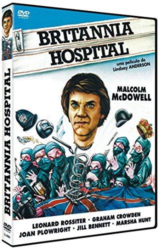 Britannia hospital [DVD]