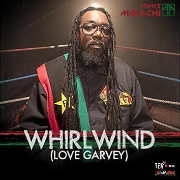 Whirlwind (Love Garvey) - Single