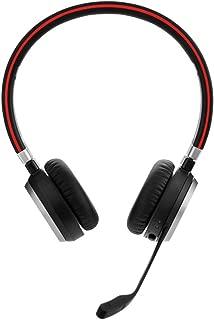 Jabra Evolve 65 Wireless Bluetooth Headset With Microphone - Black